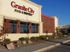 Landscaping Outside Granite City